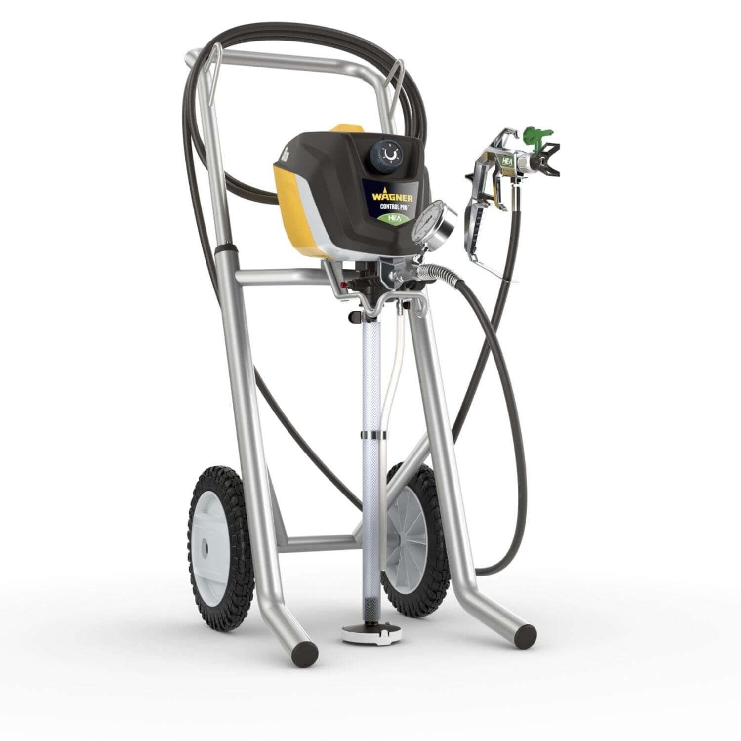 "Control Pro 350 Extra Spraypack – Cart version, debit material 1.5 l/min, duza max. 0,019"", motor electric 0.6 kW"