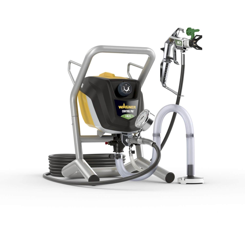 "Control Pro 350 Extra Spraypack – Skid version, debit material 1.5 l/min, duza max. 0,019"", motor electric 0.6 kW"