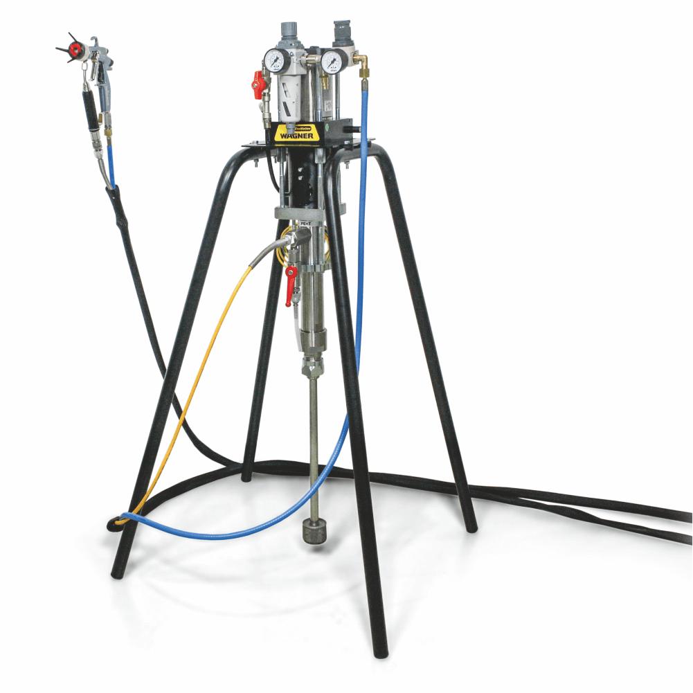 """FineFinish 20-30 Spraypack Stand, Debit material 1.8 l/min., duza max. 0.019"""""""