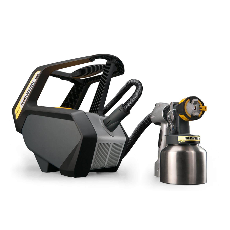 FinishControl 5000, tehnologie XVLP/HVLP, putere motor 1.4 kW
