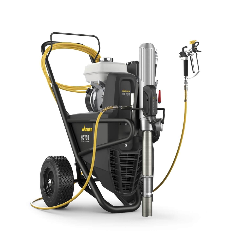 HeavyCoat 750 G Spraypack benzina, motor Honda, debit material 7.6 l/min