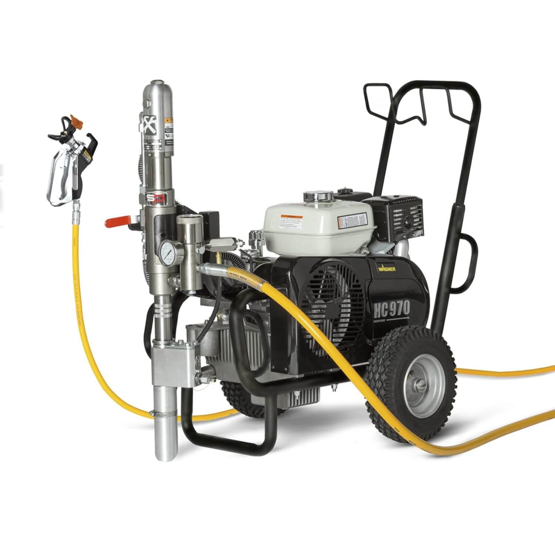 HeavyCoat 970 G SSP Spraypack benzina, motor Honda, debit material 12 l/min