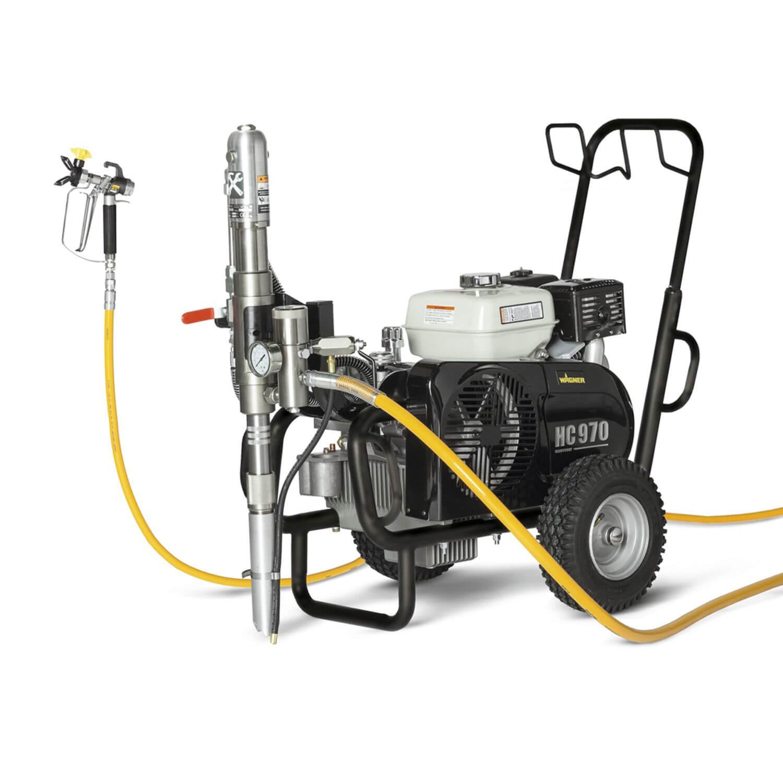 HeavyCoat 970 G Spraypack benzina, motor Honda, debit material 12 l/min