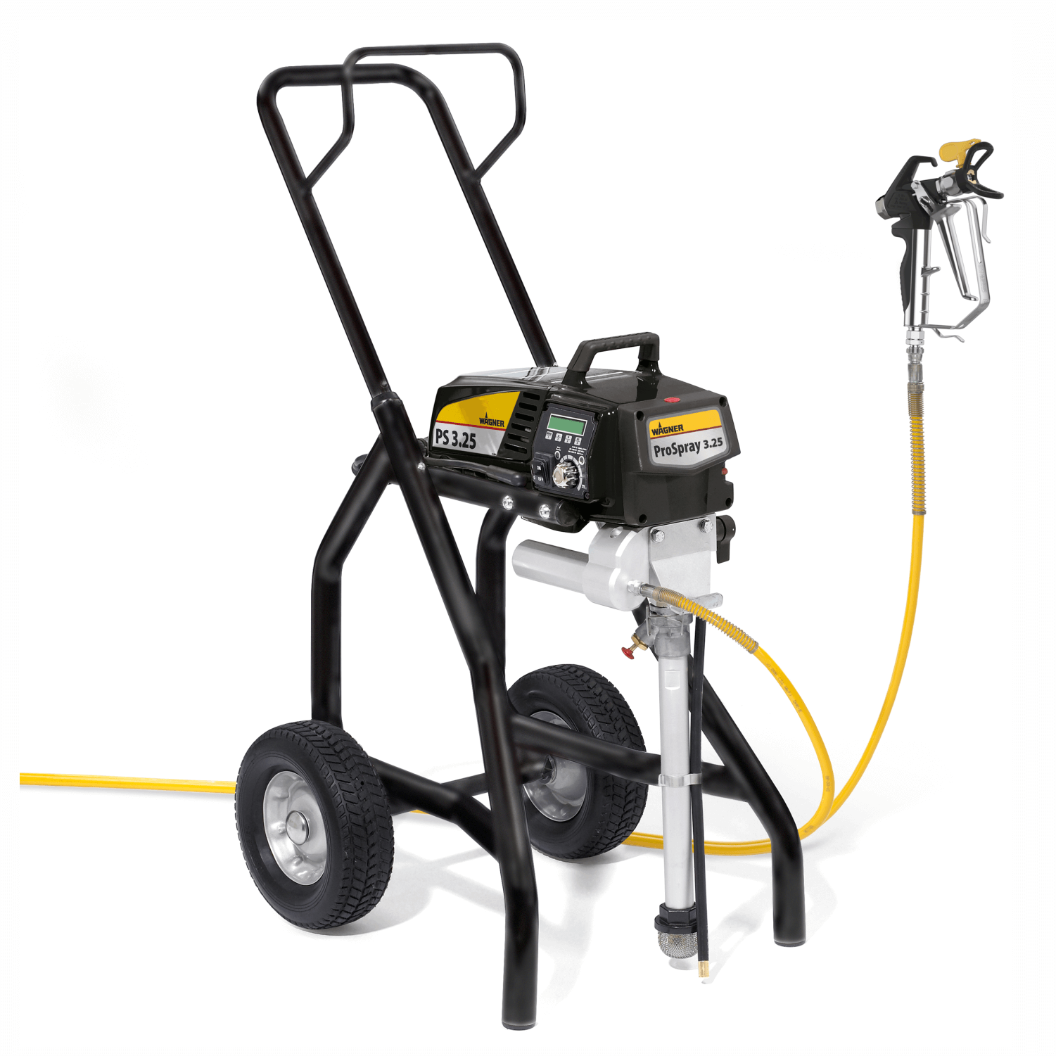 "ProSpray 3.25 Airless Spraypack cart, debit material 2.6 l/min, duza max. 0,027"", motor electric 1.1 kW"