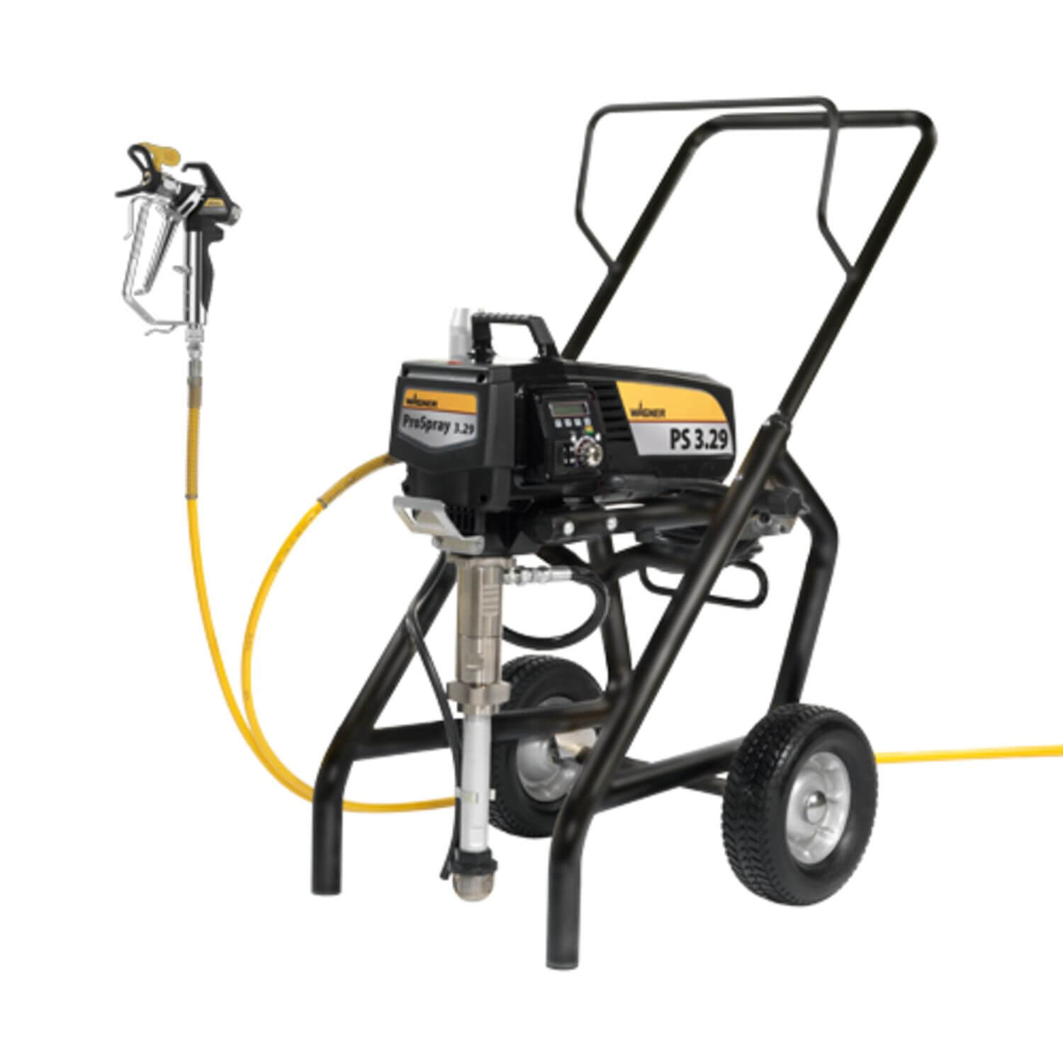"ProSpray 3.29 Airless Spraypack Cart, debit material 3.0 l/min, duza max. 0,029"", motor electric 1.725 kW"