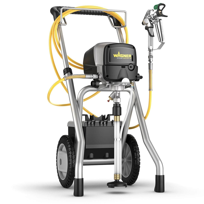 "PowerPainter 90 Extra HEA Spraypack, debit material 1,3 l/min, duza max. 0,019"", motor electric 0,8 kW"
