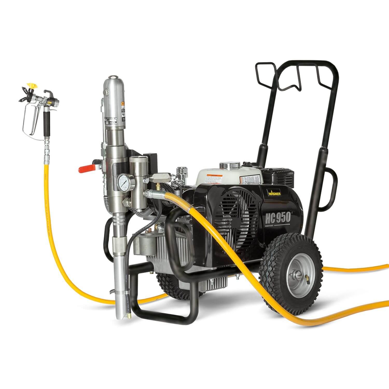 HeavyCoat 950 G Spraypack benzina, motor Honda, debit material 8.0 l/min