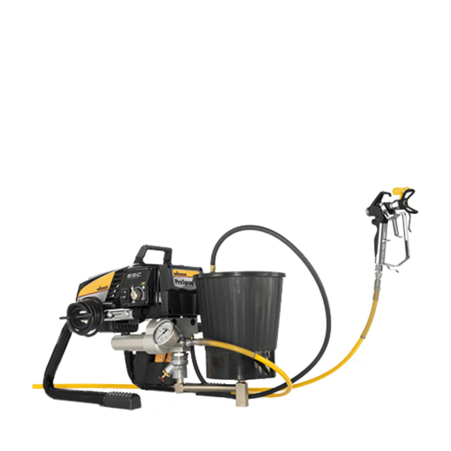 "ProSpray 3.23 Airless Spraypack, debit material 2.3 l/min, duza max. 0,024"", motor electric 1.035 kW"